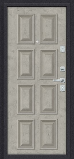 Մուտքի երկաթյա դուռ