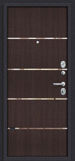 Մուտքի երկաթյա դուռ SD015